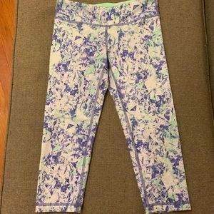 Ivivva cropped leggings